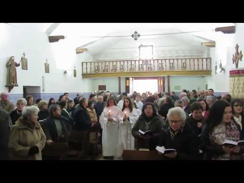 Bênção Catequese e Casa Mortuária de Paio Mendes - Entrada Solene