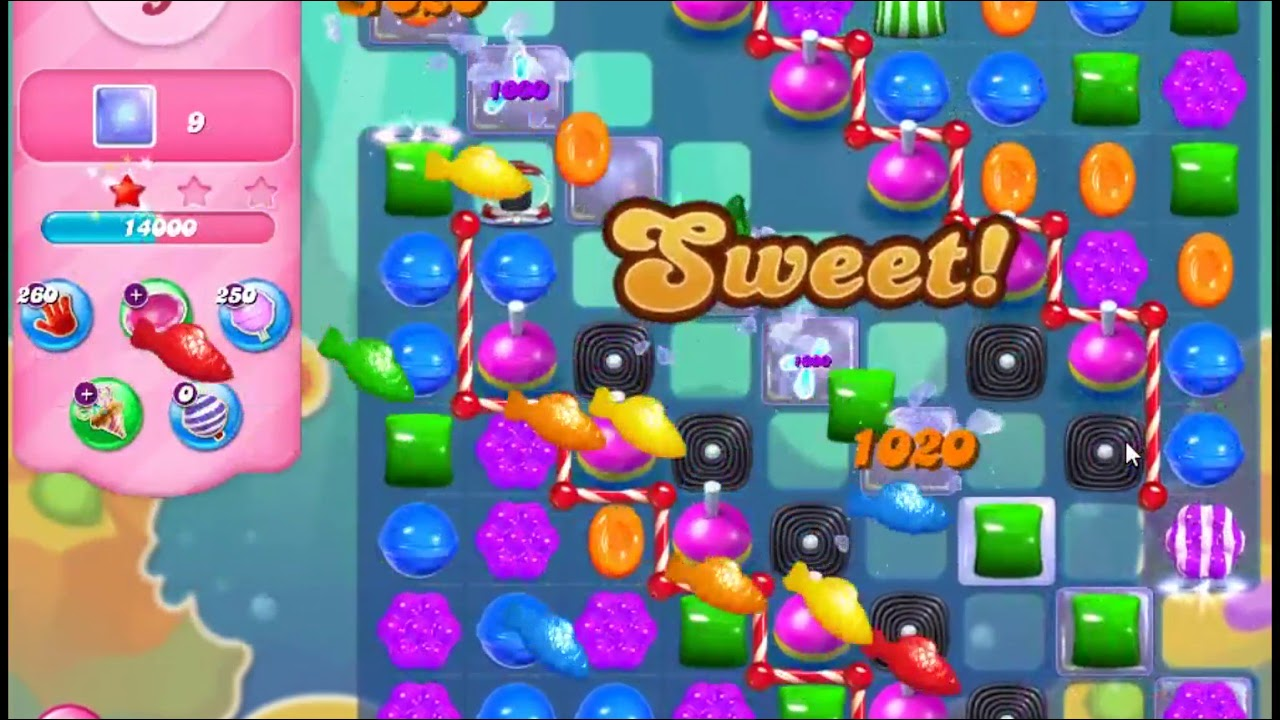 Download Candy Crush Saga Level 3561 - NO BOOSTERS