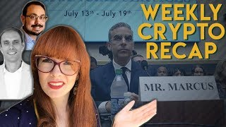 Weekly Crypto Recap: Libra hearings, EOS voter buying, and more!