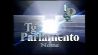 Sigla TG Parlamento (tsP RAIDUE 2001)