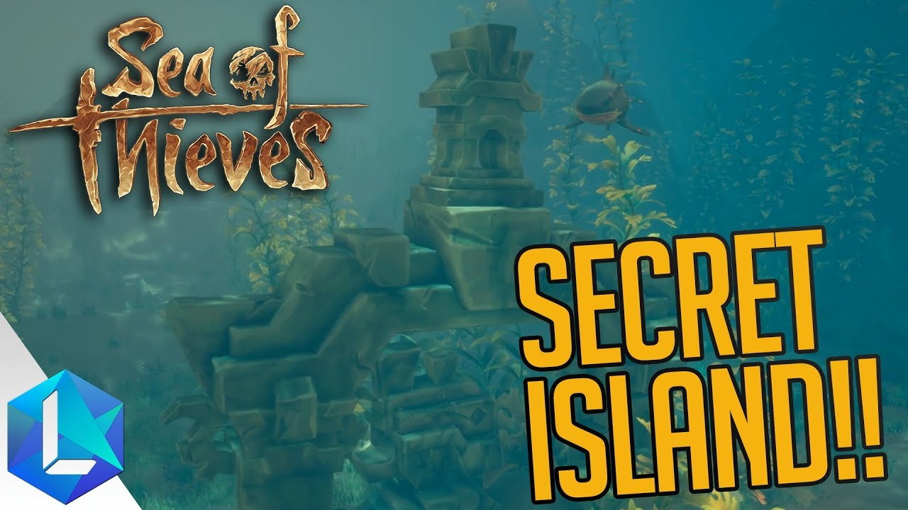 uk availability 7f853 19e99 Secret Island, Ancient Ruins, and THE KRAKEN! -- Sea of Thieves Closed Beta