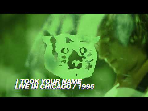 R.E.M. - I Took Your Name (Live in Chicago / 1995 Monster Tour)