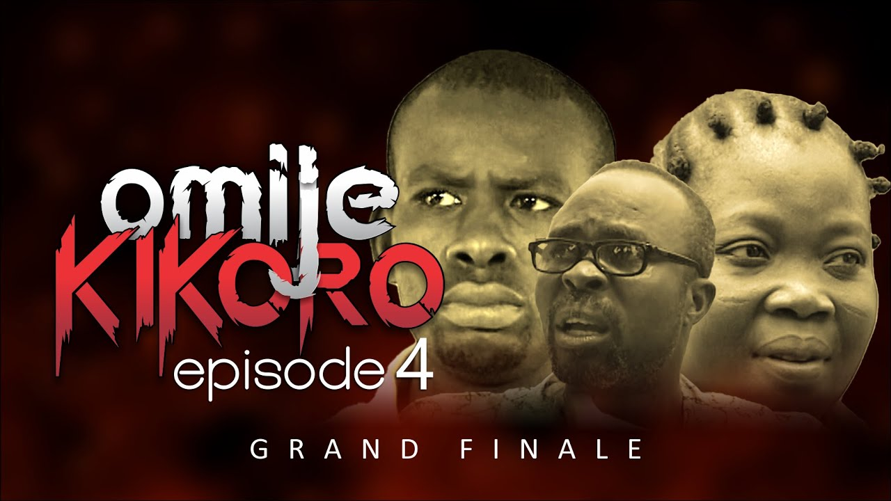 Download OMIJE KIKORO - Episode 4 || By EVOM Films Inc. || Movie Written & Directed by 'Shola Mike Agboola