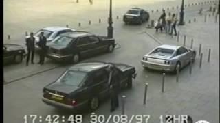 Prinzessin Diana   Final Day CCTV   Raw Footage