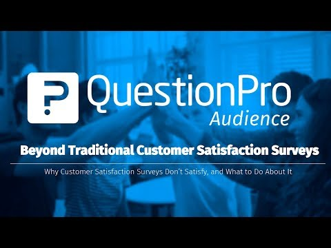 Beyond Traditional Customer Satisfaction Surveys