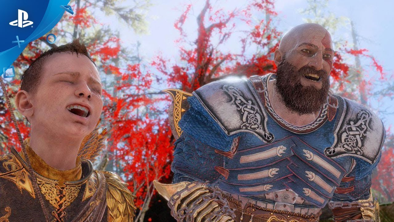 God Of War Thank You Ps4