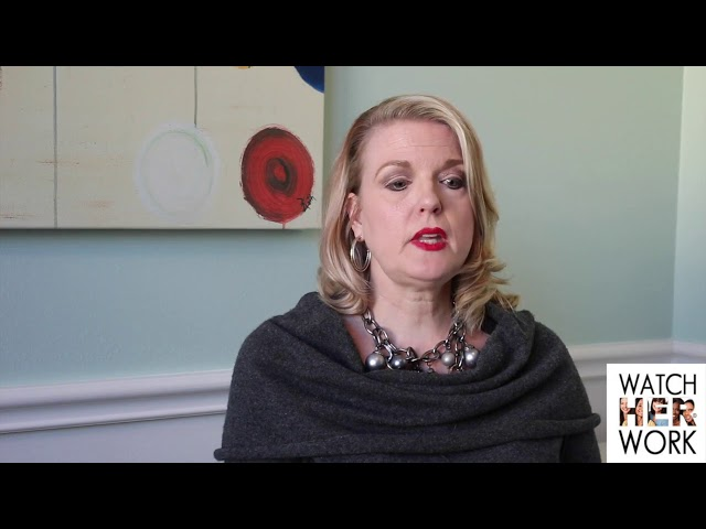 Career Transitions: Ask For What You Want, Elke Laughlin | WatchHerWorkTV