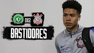 Chapecoense 0 x 2 Corinthians - Bastidores - Campeonato Brasileiro 2016