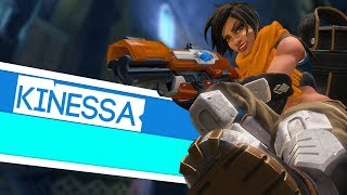 They Talk About Her Snipes - Kinessa PTS Gameplay │ Paladins Strike