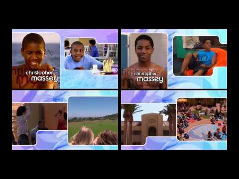 Christopher Massey ZoeY 101,  Season 1, 2, 3   4 HD