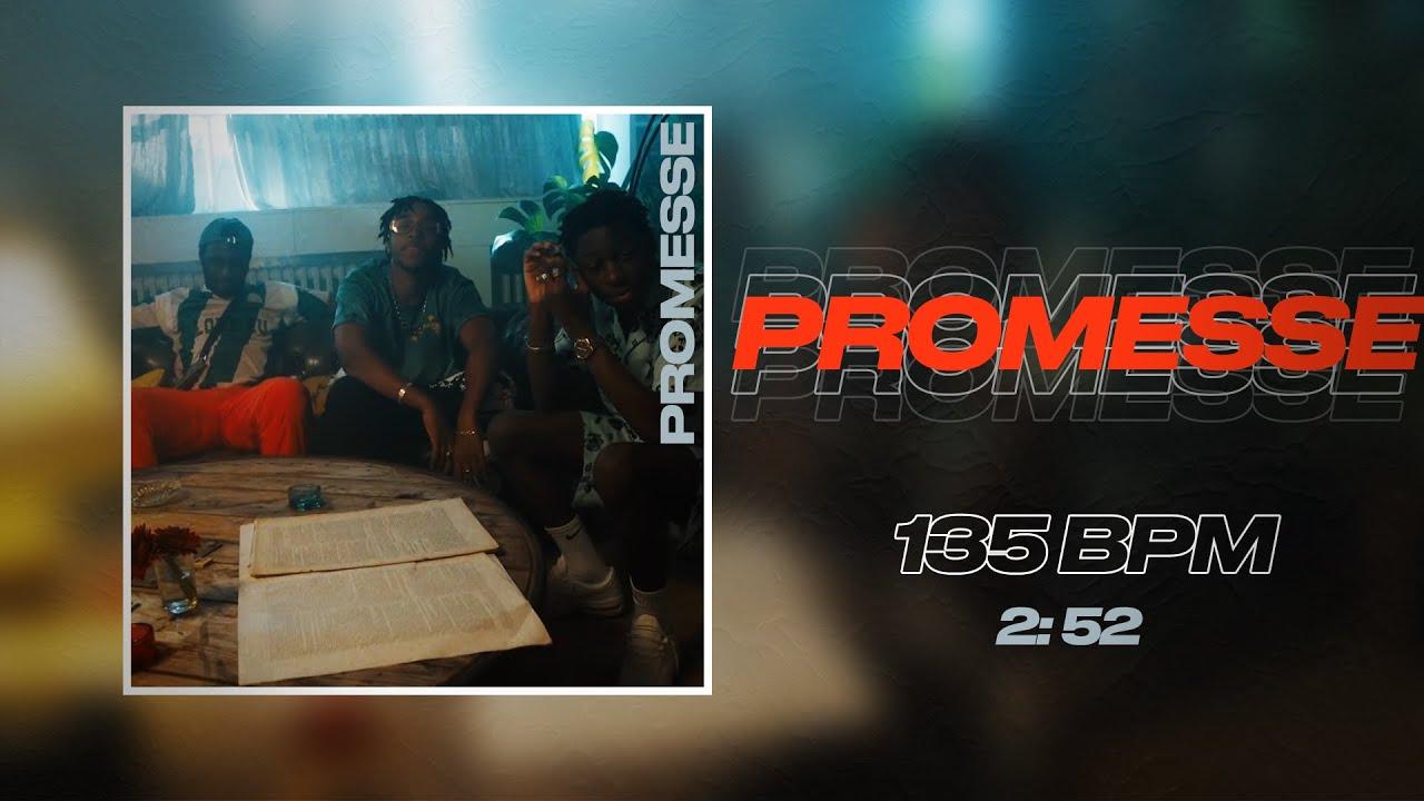"4Keus x Leto Type Beat - ""Promesse"" 🔔 ft. Franglish | Drill Guitar Instrumental 2021"