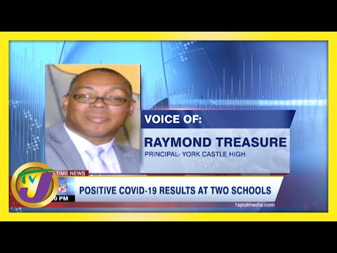 Positive Covid-19 Results at two Schools | TVJ News