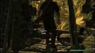 Прохождение Skyrim с модами (1 серия) - Неприветливое знакомство со Скайримом