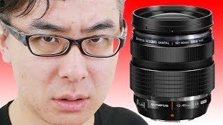 【解説!力説!】レンズ選びの際に知っておくと役立つ「最大撮影倍率」について力説する動画 / OLYMPUS ED M.ZUIKO ED 12-40mm F2.8 PRO thumbnail
