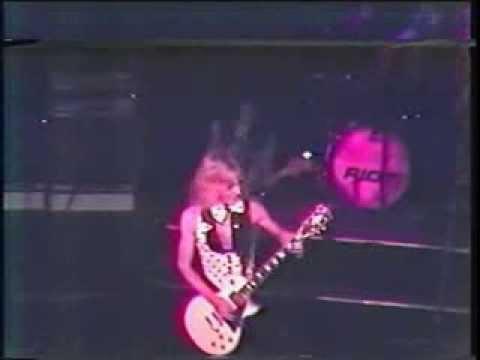 QUIET RIOT - Featuring Randy Rhoads - September 22, 1979 (FULL SET)
