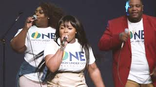 """Its Yours"" Official Live Video by Jekalyn Carr"