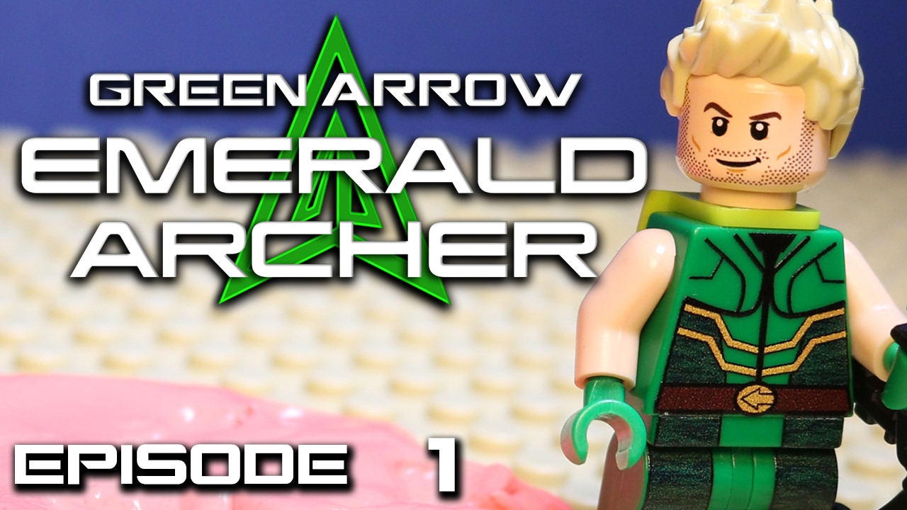Lego green arrow emerald archer episode 1 no place for - Archer episodes youtube ...