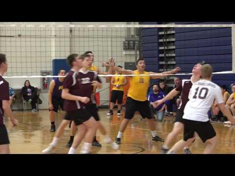Ephrata Mounts Volleyball 3/25/17 CV Torny