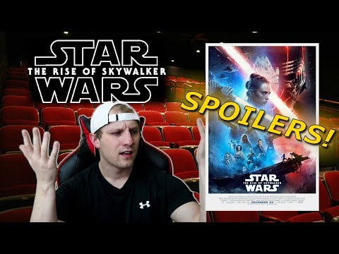 Star Wars: The Rise of Skywalker - ANGRY RANT (Spoilers)