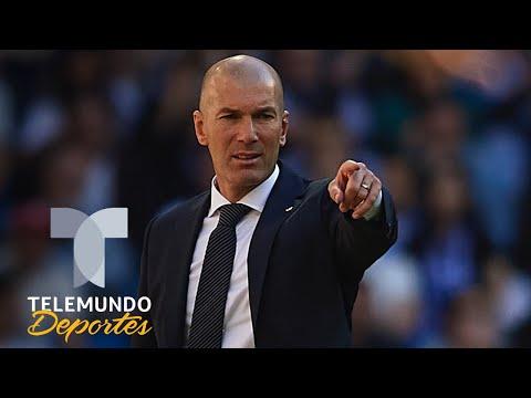 Regresa Zidane y pone orden en plena crisis del Real Madrid   Telemundo Deportes