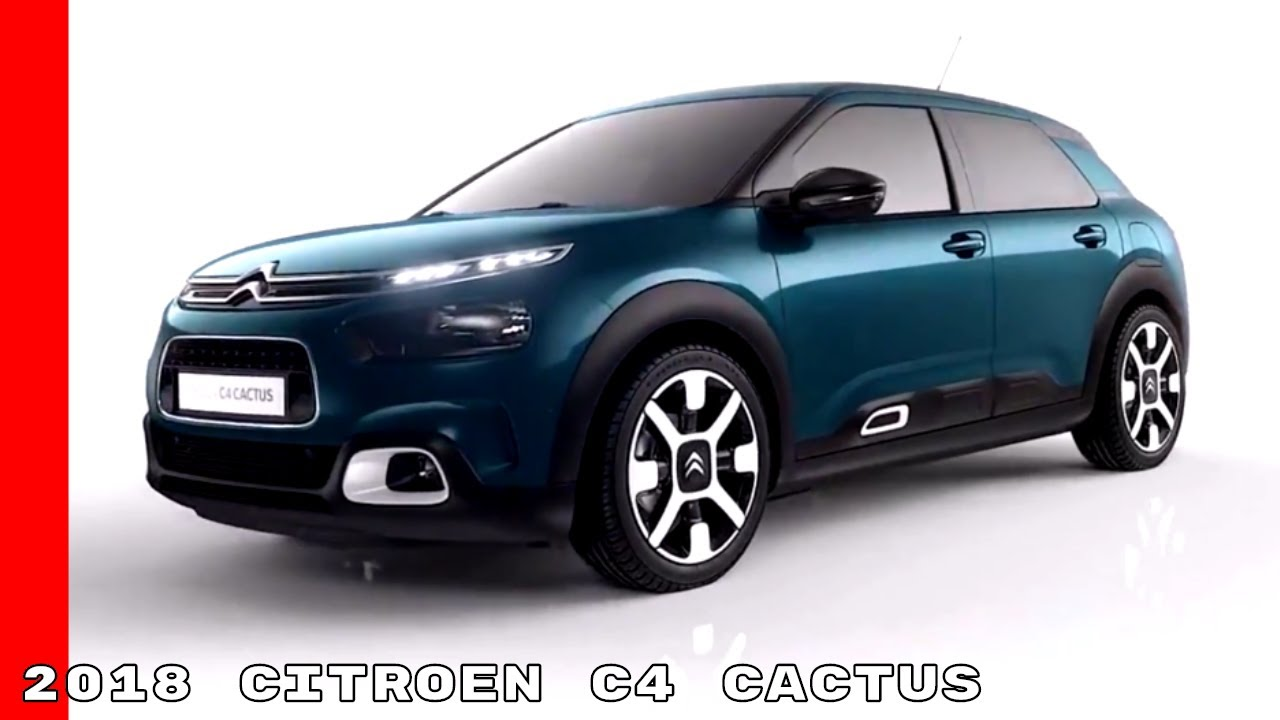 2018 citroen c4 cactus youtube. Black Bedroom Furniture Sets. Home Design Ideas