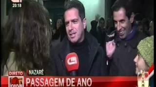 NAZARÉ PASSAGEM DE ANO 2014-15 CMTV 2º DIRETO