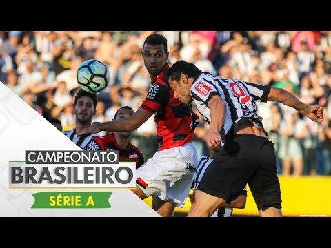 Melhores momentos - Atlético-GO 1 x 2 Atlético-MG - Série A (16/07/2017)