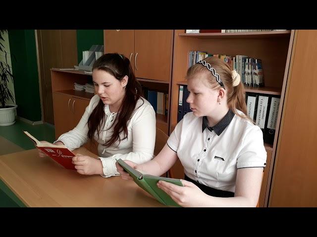Изображение предпросмотра прочтения – «7а кл.» читают произведение «Крохотки:Утро» А.И.Солженицына