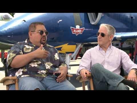 Gabriel Iglesias & Carlos Alazraqui Interview: Disney's Planes