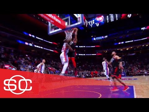 SportsCenter's top 10 NBA plays of the week | March 11, 2018 | ESPN