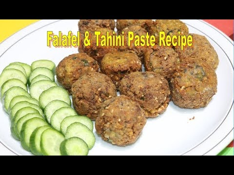 Arabic falafel recipe tahini paste laddu pethi arabic snacks arabic falafel recipe tahini paste laddu pethi arabic snacks by very tasty lebanese food forumfinder Image collections