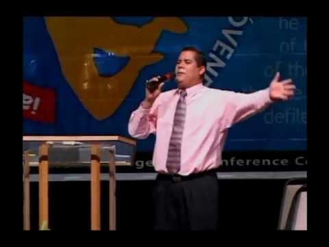 Rev.Martin Montiel (Estudio Para Jovenes) USA.wmv