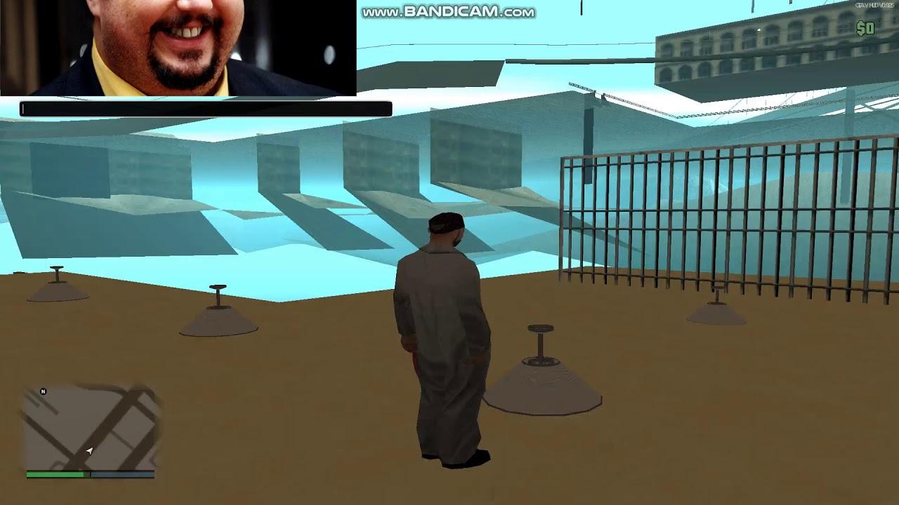 [PORADNIK2] Mrucznik 'ROLE PLAY' - Jak wyjść z więzienia stanowego.
