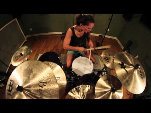 Kortney Grinwis - Sum 41 - Fat Lip (Drum Cover)