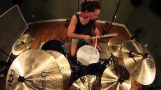 Kortney Grinwis - Sum 41 - Fat Lip (Drum Cover)