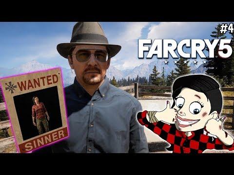 Far Cry 5 - Playthrough ||#4|| BRIDGE OF TEARS HIDDEN CACHE