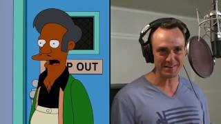 Voices in Hanks Head   The Simpsons cartoons