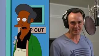 """El actor que pone la voz a Apu de """"Los Simpson"""" dejará de hacerlo por fuertes críticas"""