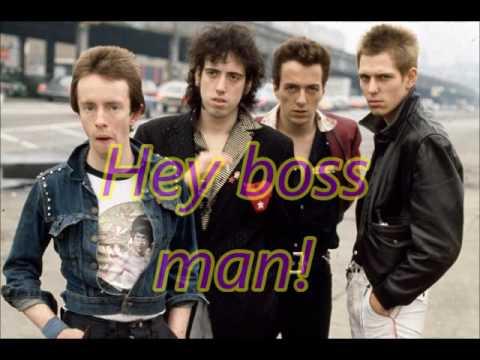 The Clash - Rudie Can't Fail - Lyrics