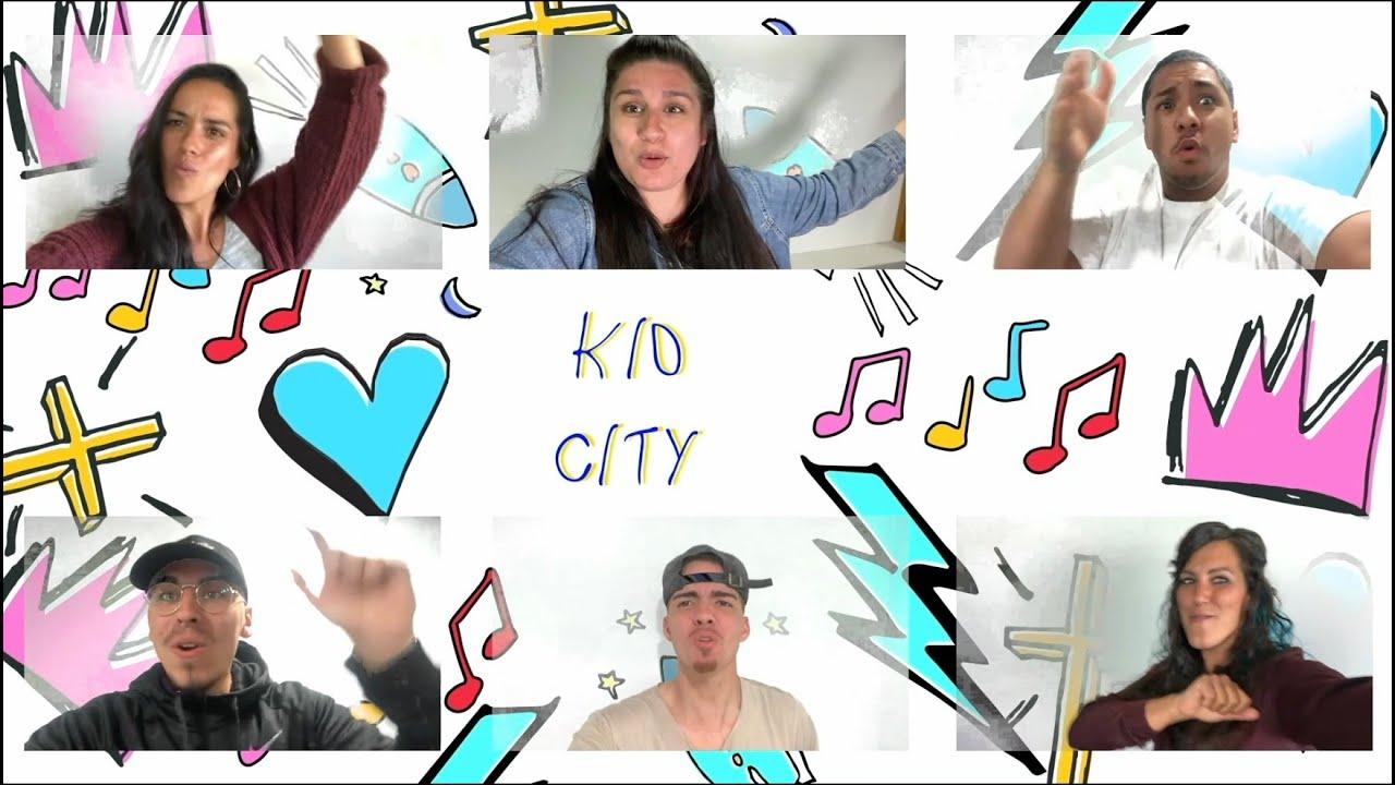 "Kid City Online - Episode 2 ""I am Amazing, Because God Made Me"""