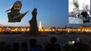 Padova Prato della Valle Festa Befana 2014