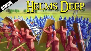 the battle for helms deep totally accurate battle simulator