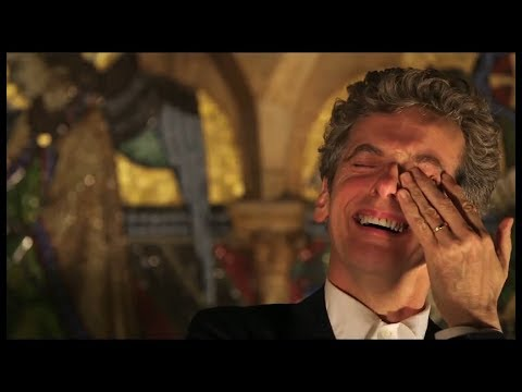Peter Capaldi on His Punk Rock Band and Young Craig Ferguson | A Mighty Big If