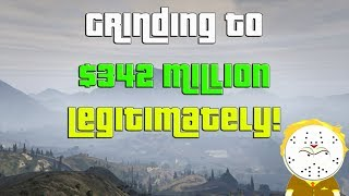 GTA Grinding To $342 Million Legitimately And Helping Subs