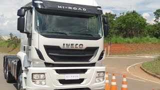 Test-drive Iveco Hi-Road