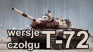 Wersje czołgu T-72, rosyjskie czołgi #gdziewojsko