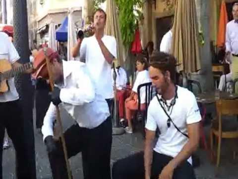 video groupe marché Sion 17 Aout