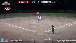 2018 NJAC Softball Championship - Day 1