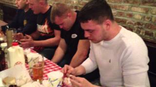 Wing Challenge - John Brown Smokehouse
