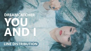 DREAMCATCHER (드림캐쳐) - YOU AND I [Line Distribution]